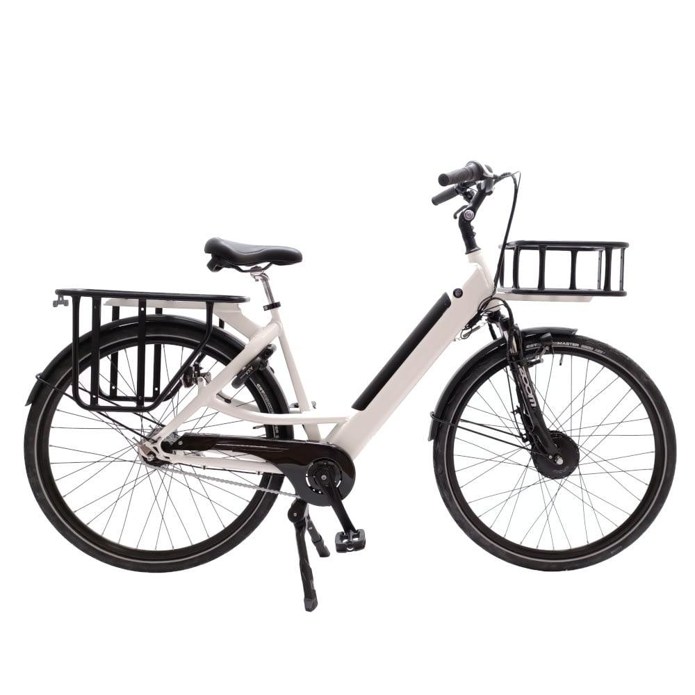Avalon Delivery E Bike Elektrische Fiets N7 Bezorgfiets Wit H H Dutch Bikes
