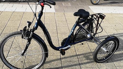 Aldo Driewieler fiets volwassenen en senioren