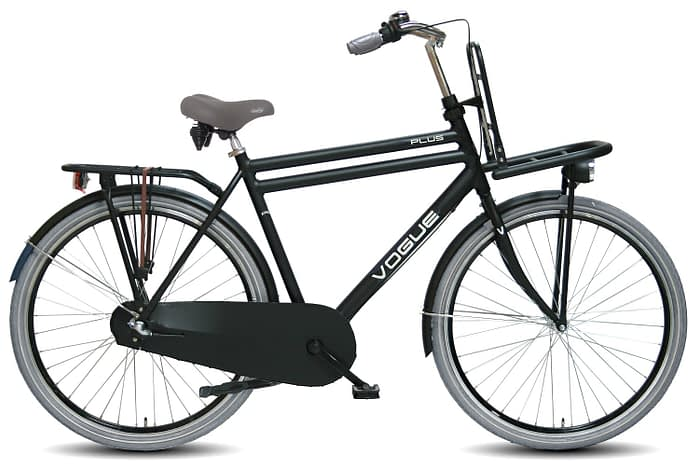 vogue-transporter-plus-man-matt-black grey