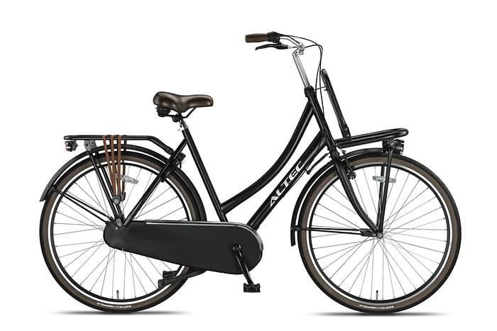 Altec-Urban-28inch-Transportfiets-57cm-Zwart-Nieuw