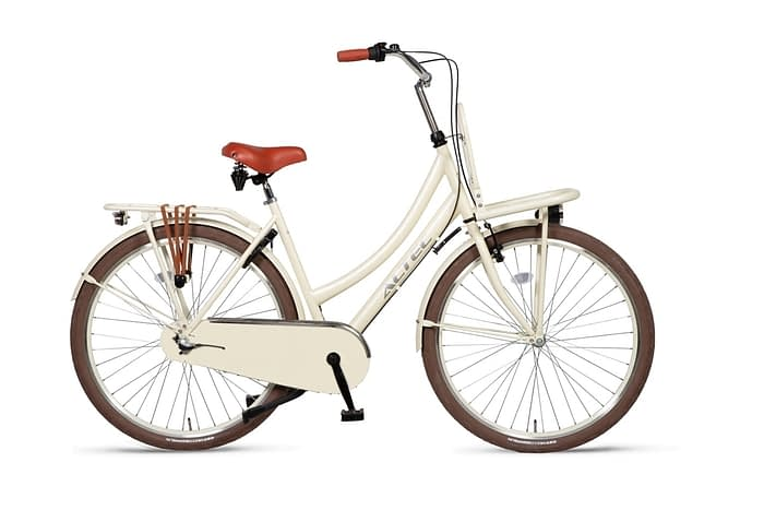 Altec-Dutch-Damesfiets-28inch-Transportfiets-N3-53cm-Creme 2020