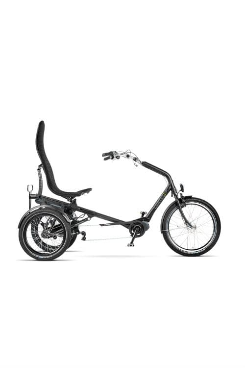 Huka Cortes 8-speed Driewieler met ondersteuning