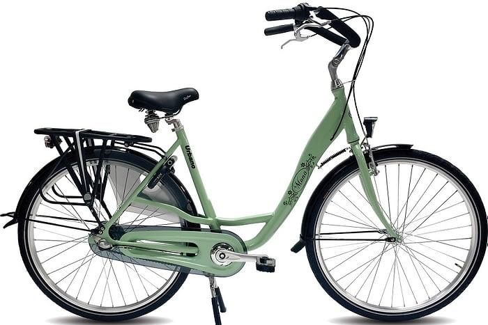 Urbano Mona n3 Moederfiets 28 inch groen