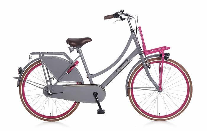popal-meisjesfies-24-inch-daily-dutch-n3-basic-plus-grijs-roze