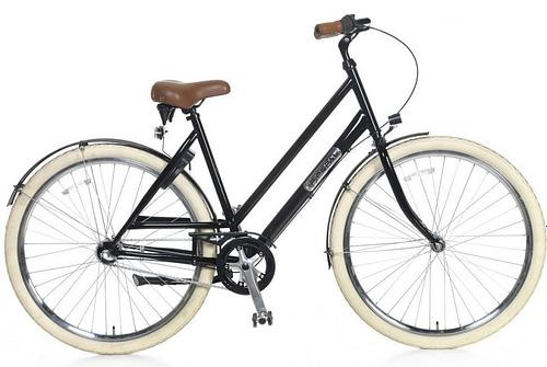 Popal Montebella N3 damesfiets 28 inch zwart