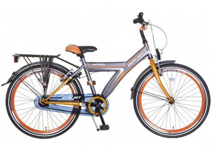 popal-fun-jet-jongens-fiets-2408-grijs-oranje-700x506