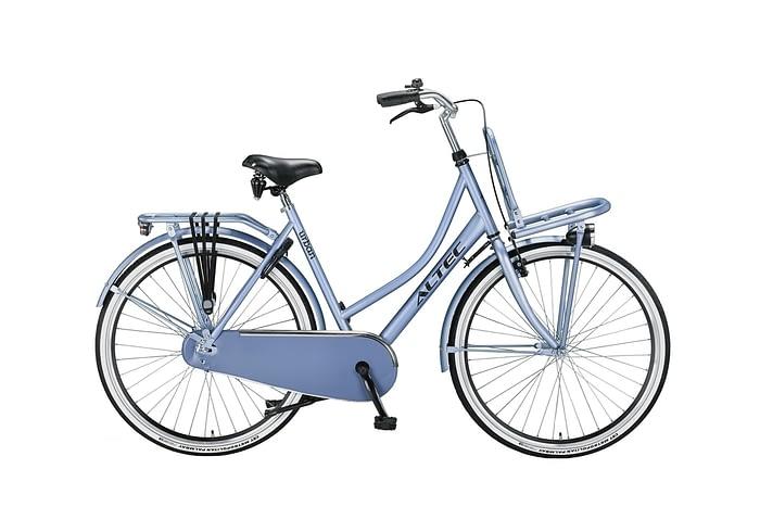 Altec-Urban Damesfiets-28inch-Transportfiets-50-Frozen-Blue-Nieuw