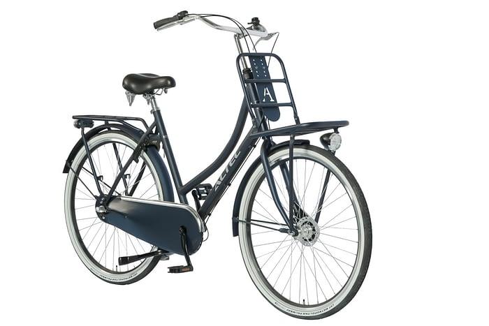 Altec-Retro Transportfiets- 28inch Damesfiets-N3-Dames-Jeans-Blue-58-cm 2 282304