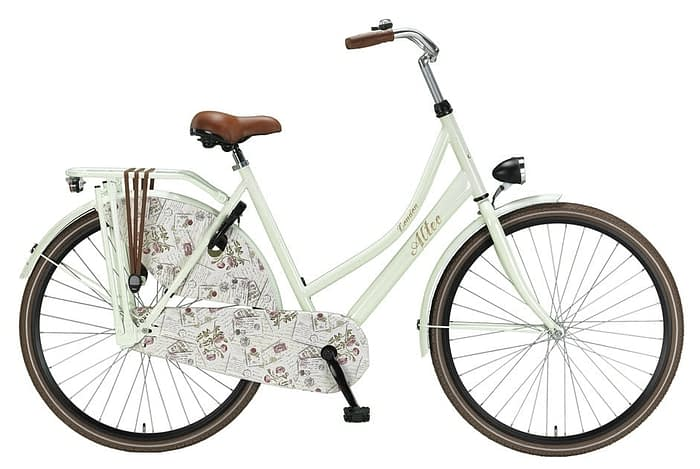 altec-london-28-inch-omafiets-creme-2016