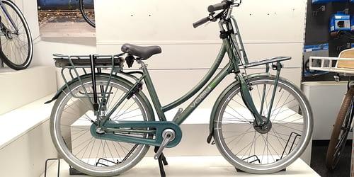 Vogue Elite Elektrische transportfiets N3 2020 Groen