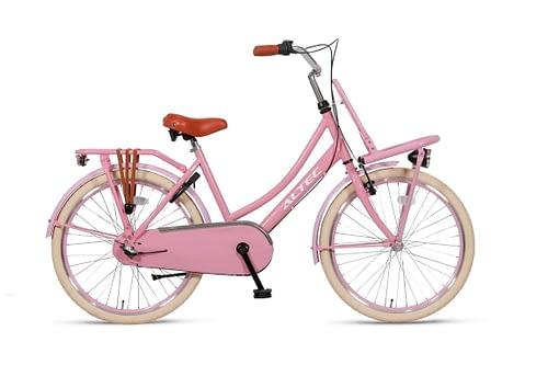 Altec-Dutch-meisjesfiets-24inch-Transportfiets-N3-Roze