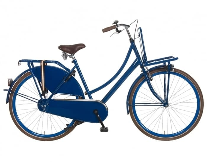 popal transport 53cm 28inch Blauw