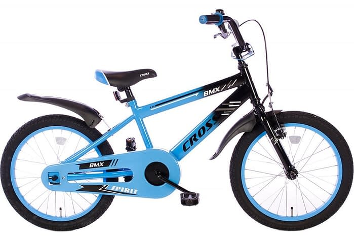spirit-bmx-cross-blauw-18 inch