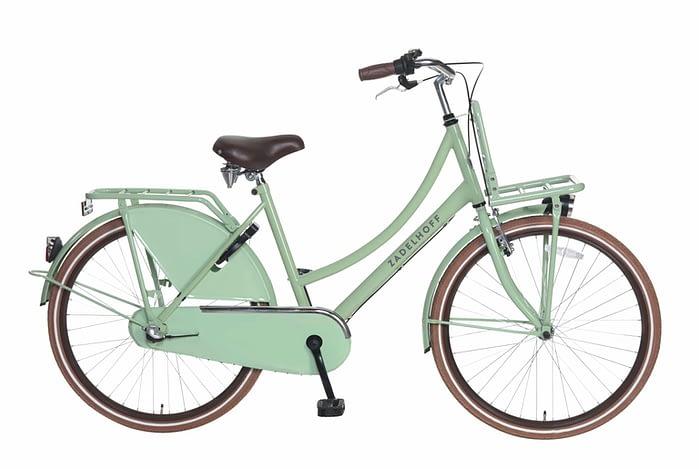 Popal Zadelhoff Season+ 26 inch groen