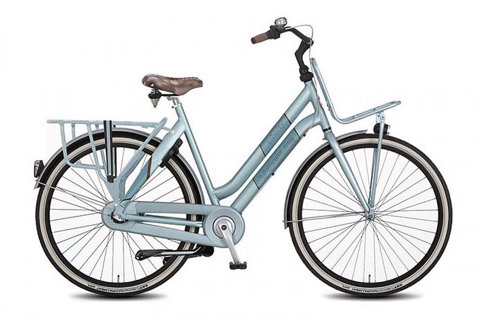Vogue liberty transportfiets 28 inch Baby Blauw