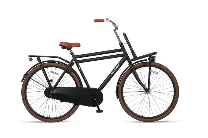Altec-Classic-Heren-28-inch-Transportfiets-Zwart-2019