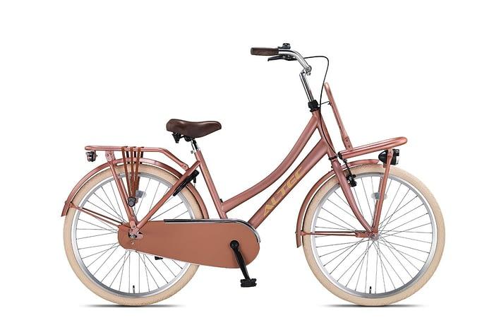 Altec-Urban meisjesfiets-26inch-Transportfiets-Lavender-Nieuw-2020