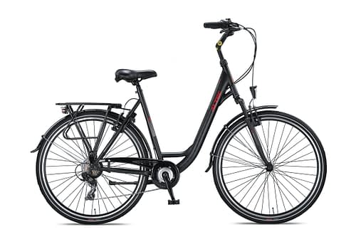 Altec-Verona-28-inch-Damesfiets-49cm-Night-Black