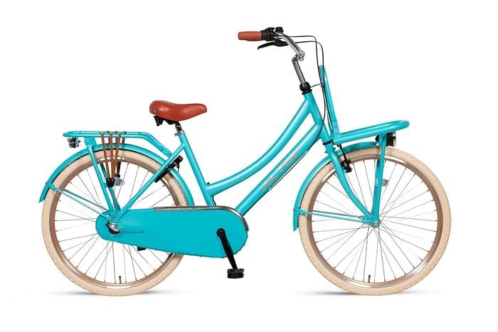 Altec-Dutch-meisjesfiets-24inch-Transportfiets-N3-Ocean-Green