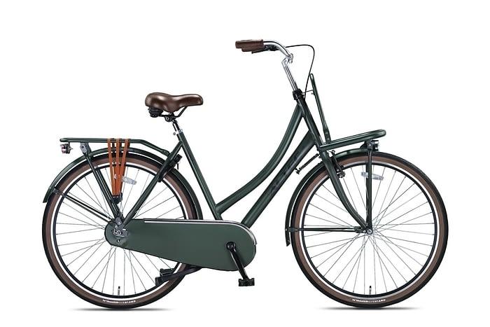 Altec-Urban-28inch-Transportfiets-50cm-Army-Green-Nieuw