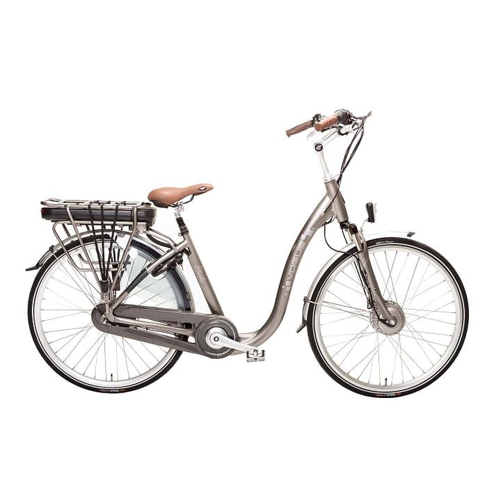 Elektrische fiets lage instap ebike damesfiets VOGUE-COMFORT Grey