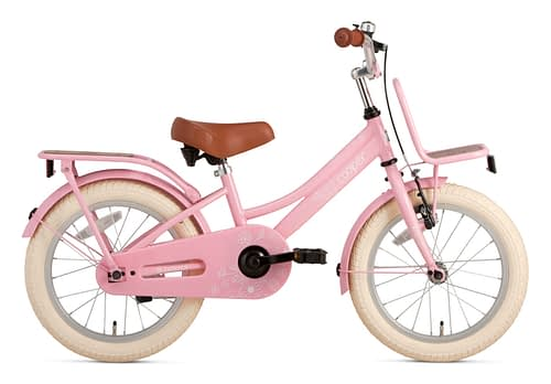 Popal cooper Bamboo 16 inch Roze