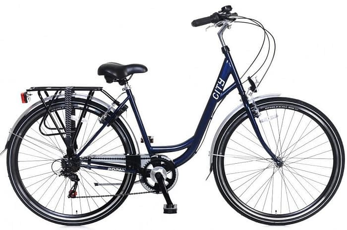 Popal City 6sp Damesfiets 28 inch blauw