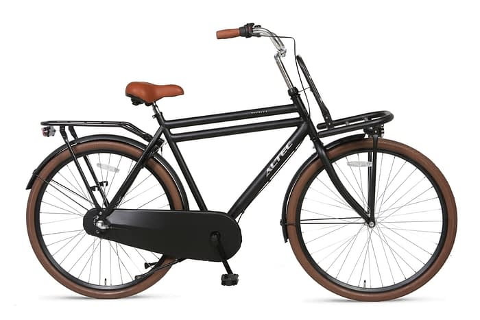 Altec-Nostalgia-28inch-58cm-Heren-Transportfiets-N3-Zwart-2019