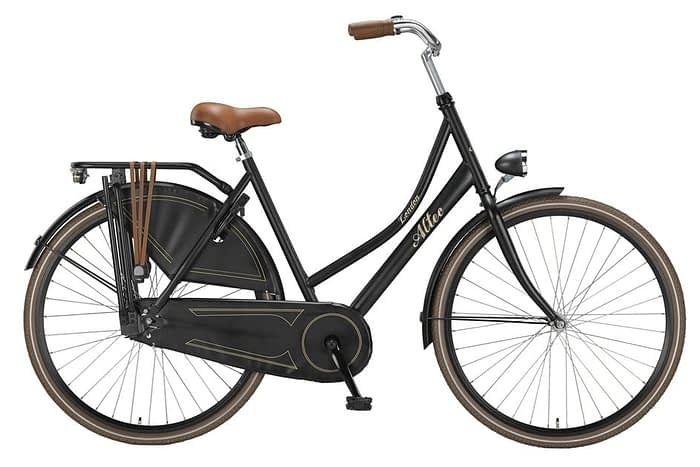 altec-london-28-inch-omafiets-mat-zwart-2016