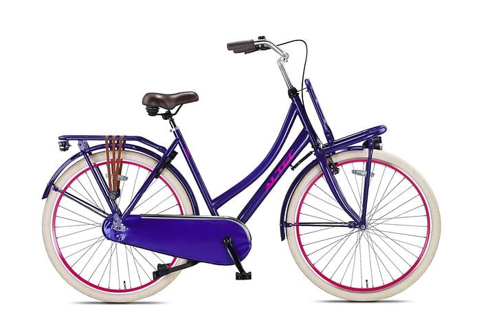Altec-Urban-28inch-Transportfiets-57cm-Purple-Nieuw