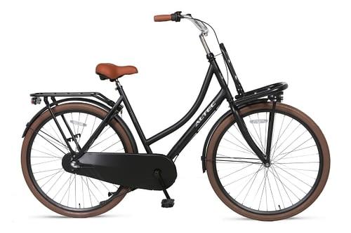 Altec-Nostalgia-28inch-55cm-Transportfiets-N3-Zwart