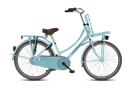 Vogue transporter transportfiets 28 inch licht Blauw