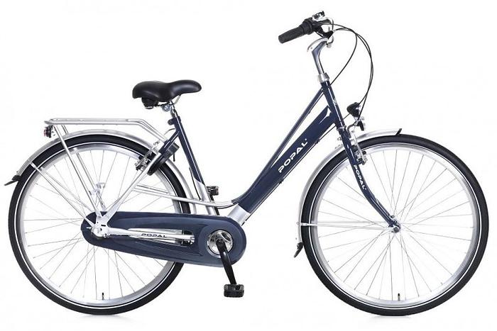 Popal City classic N3 damesfiets 28 inch blauw