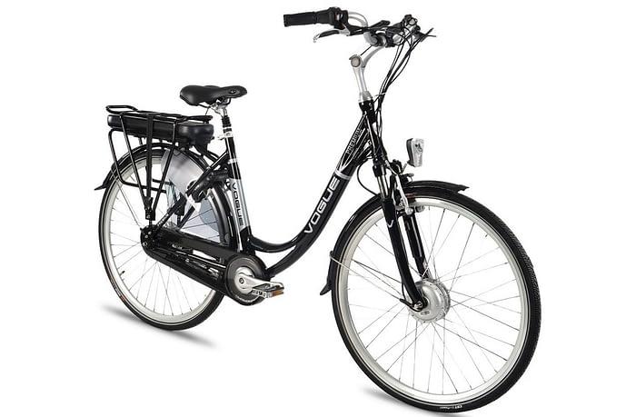vogue_premium_elektrische fiets 28_inch_53_cm_damesfiets_7v_rollerbrakes_Mat-zwart