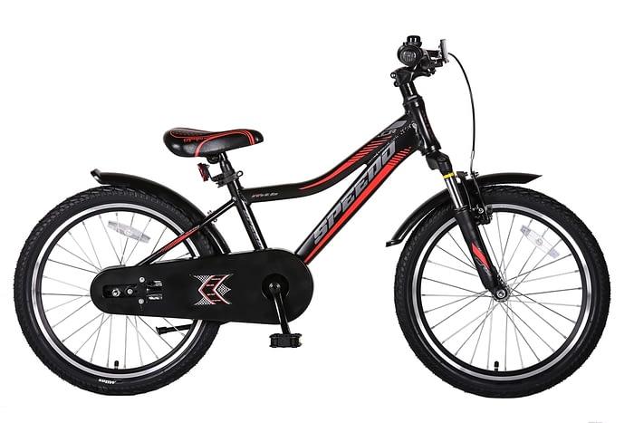 Speedo-20-inch-jongensfiets-Alu-frame-ZwartRood-
