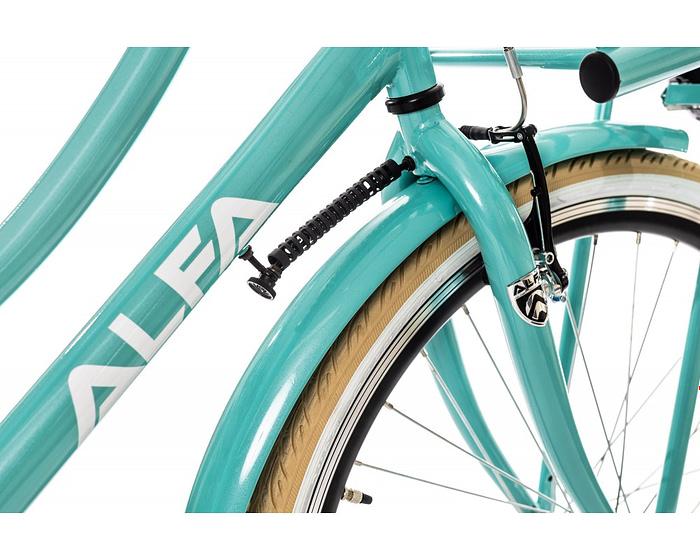 Alfa Innovador Transporter Meisjesfiets 26 inch Groen 4