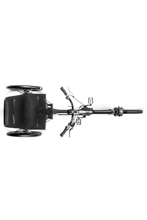 Huka Cortes 8-speed Driewieler Elektrische met middenmotor