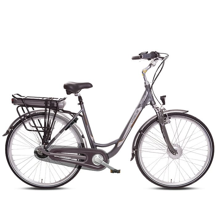 vogue-basic- E-bike 28 inch 53cm-Grijs