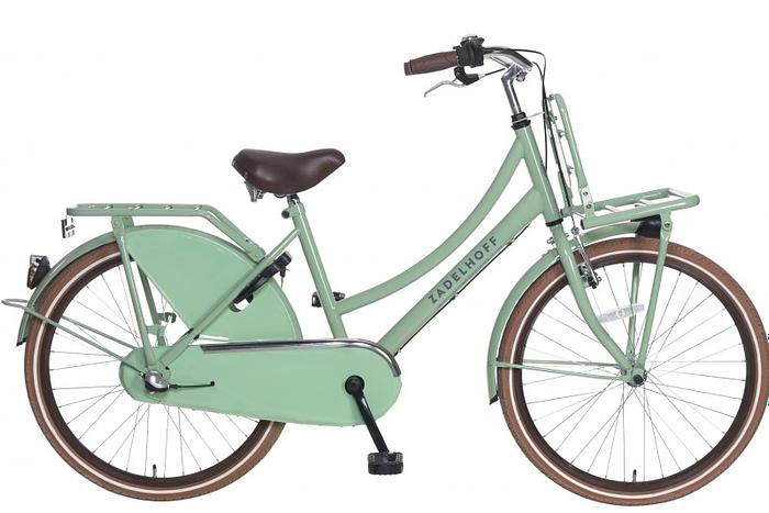 Popal Zadelhoff Season+ 24 inch groen