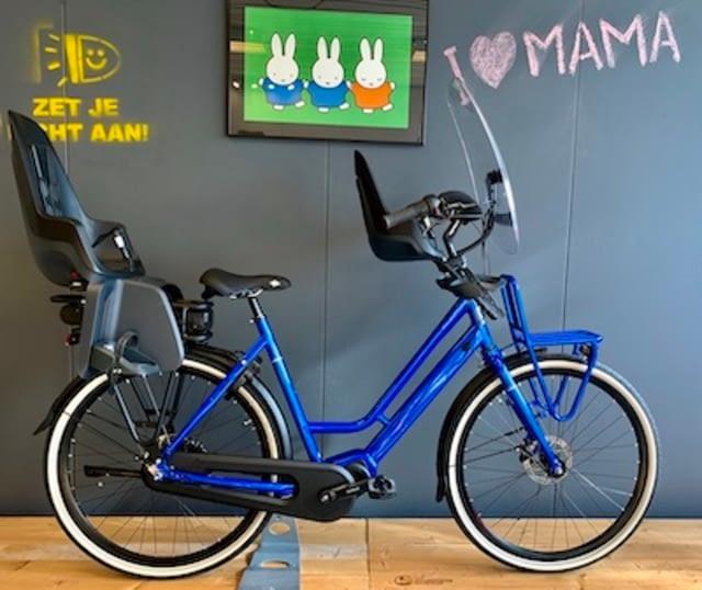 Bsp La Dolce Vita N7 Moederfiets 28 inch Zomerblauw Glans 2021