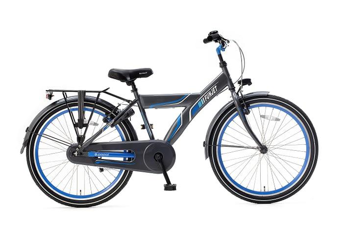 Popal FunJet X Jongensfiets 24 inch grijs blauw