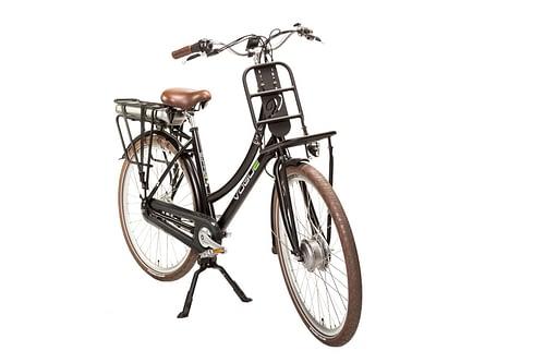 vogue_Elite_elektrische fiets 28_inch_50_cm_damesfiets_7Speed-mat-zwart