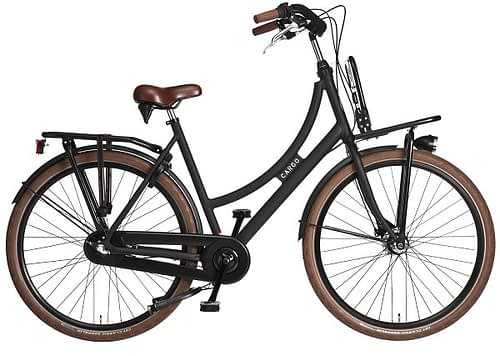 Avalon Cargo Plus N7 damesfiets transportfiets 28 inch