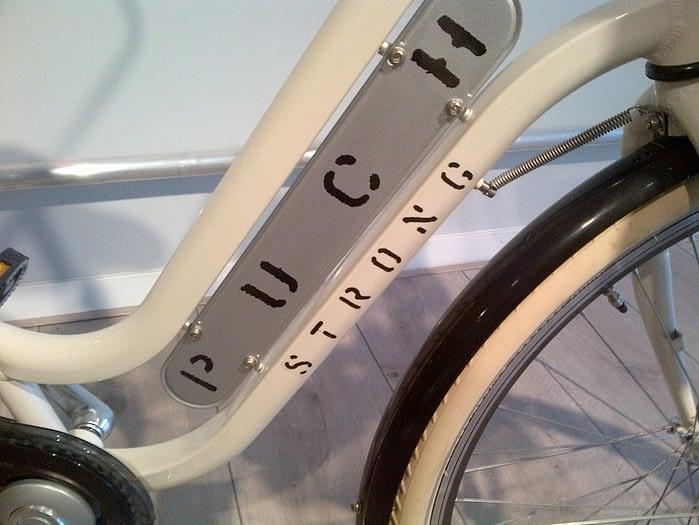 Puch Dames Transportfiets 28 inch kopen Detail foto