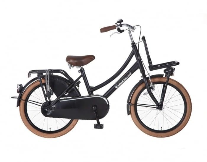 Transportfiets Popal Daily dutch 20 inch Zwart tr20