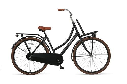 Altec-Classic-28-inch-Transportfiets-Zwart-Nieuw-2019