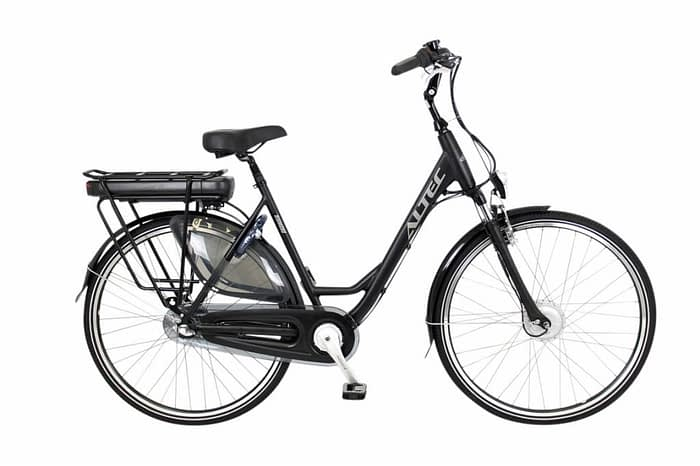 Electrische fiets altec-altec-e-bike-diamond-n-3-mat-zwart-2018