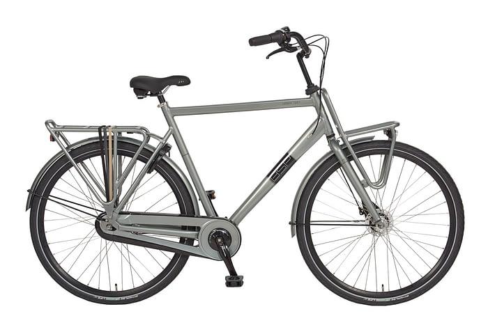Urban TS07 heren metal grey metallic