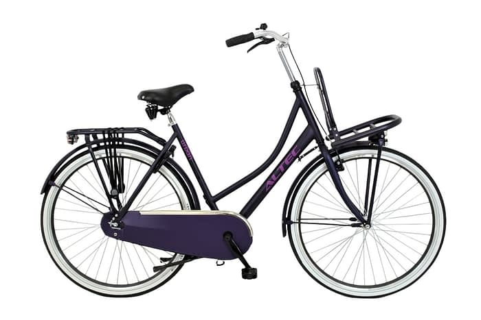 Altec-Urban-damesfiets-28inch-Transportfiets-50-cm-Dark-Magneto