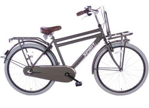 spirit-cargo-N3-26 inch jongensfiets transporter-mat-grijs-26663-500x450